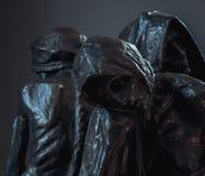 Escultura I de Auschwitz Fotos de archivo libres de regalías
