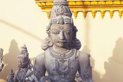 Escultura indiana do deus fotos de stock