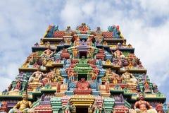 Escultura indiana do deus foto de stock royalty free