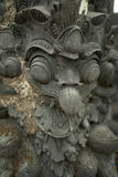 Escultura indonésia antiga Imagem de Stock Royalty Free