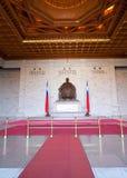 Escultura interior do templo de Formosa Imagens de Stock Royalty Free