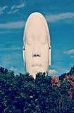 Escultura moderna Imagens de Stock