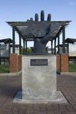 Escultura no Canvey Island, Essex, Inglaterra Foto de Stock Royalty Free