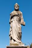 Escultura no cemitério Recoleta, Buenos Aires Argentina Imagens de Stock
