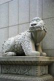 Escultura oriental Fotografía de archivo