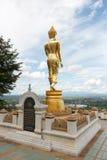Escultura permanente de Buda foto de archivo