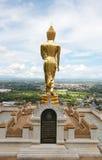 Escultura permanente de Buda fotografía de archivo