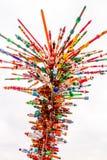 Escultura plástica da tempestade por George Sabra Fotos de Stock Royalty Free