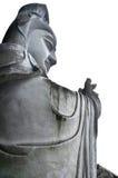 Escultura principal velha Fotos de Stock Royalty Free