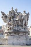 Escultura romana Fotografía de archivo libre de regalías