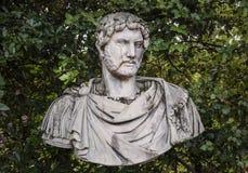 Escultura romana no jardim de Boboli Imagem de Stock Royalty Free