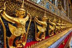 Escultura simbólica de la cultura tailandesa Imagenes de archivo