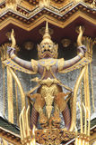 Escultura tailandesa del estilo Foto de archivo