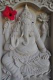 Escultura tradicional de Ganesha do Balinese em Ubud Imagens de Stock Royalty Free