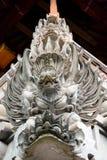 Escultura tradicional de Garuda Bali del templo, Ubud Bali imágenes de archivo libres de regalías