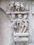 Esculturas antiguas Imagen de archivo