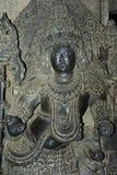 Esculturas de la relevación, la India Foto de archivo libre de regalías