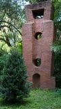 Esculturas de pedra, Ann Norton Sculpture Gardens, West Palm Beach, Florida foto de stock royalty free