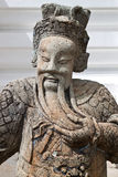 Esculturas de pedra chinesas Fotografia de Stock Royalty Free