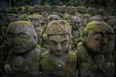 Esculturas de Rakan Imágenes de archivo libres de regalías