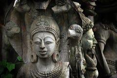 Esculturas de Tailandia Fotografía de archivo libre de regalías