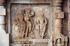 Esculturas eróticas Imagem de Stock