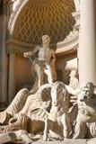 Esculturas romanas en Las Vegas fotos de archivo libres de regalías