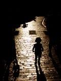 Escuridão Imagens de Stock