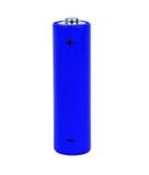 Escuro - bateria azul Imagens de Stock