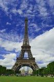 Escuro - céu azul em Paris Imagem de Stock Royalty Free