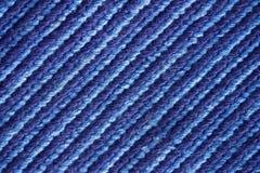 Escuro e claro - azul fotos de stock royalty free