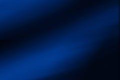 Escuro - fundo azul Fotografia de Stock