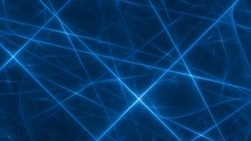 Escuro - fundo azul com listras finas Ilustração do Vetor