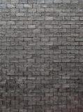 Escuro - fundo da textura da parede de tijolo vermelho Alvenaria limpada brilhante da alvenaria de superfície da textura imagem de stock royalty free