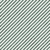 Escuro - fundo verde da repetição do teste padrão listrado Fotos de Stock