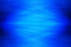 Escuro - linha azul fundo Foto de Stock