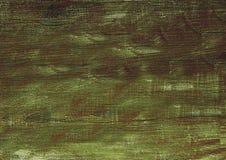 Escuro - madeira verde Fundo natural da textura Imagem de Stock
