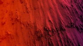 Escuro - a mistura de cor cor-de-rosa alaranjada protegeu ilustração textured do vetor do papel de parede do fundo do cimento abs ilustração stock