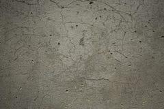 Escuro - muro de cimento cinzento do grunge imagens de stock royalty free
