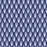 Escuro - o azul escala o teste padrão Foto de Stock