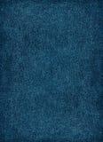 Escuro - papel de parede azul do fundo da textura fotos de stock