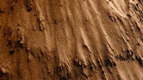 Escuro - papel de parede textured do fundo do cimento da cor vermelha Ilustração do vetor ilustração stock