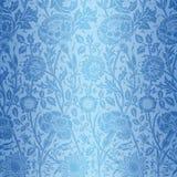 Escuro - textura azul Imagens de Stock