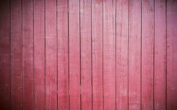 Escuro - textura de madeira vermelha Foto de Stock