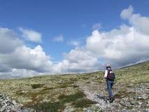 Escursione fotografie stock libere da diritti