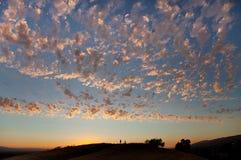 Escursione del Montgomery Hill Trail, San José, CA immagine stock