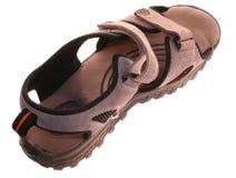 Escursione del sandalo Fotografia Stock