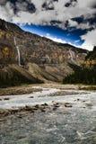 Escursione della traccia del lago berg Fotografia Stock Libera da Diritti