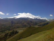 Escursioni nelle montagne Immagini Stock Libere da Diritti