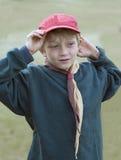 Escuteiro de Cub Fotos de Stock Royalty Free